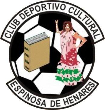 Escudo de C.D.C. ESPINOSA (CASTILLA LA MANCHA)