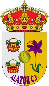 Escudo de C.D.E. ALATOZ C.F. (CASTILLA LA MANCHA)