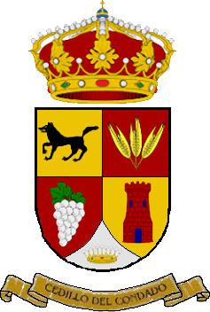 Escudo de C.D.E. CEDILLO DEL CONDADO (CASTILLA LA MANCHA)