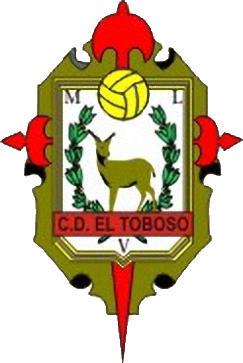 Escudo de C.D.E. EL TOBOSO (CASTILLA LA MANCHA)