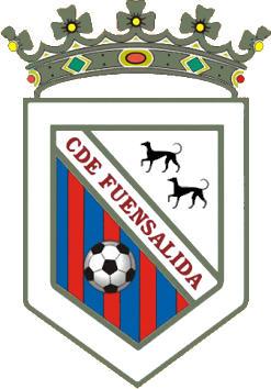 Escudo de C.D.E. FUENSALIDA (CASTILLA LA MANCHA)