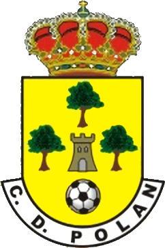 Escudo de C.D.E. POLÁN (CASTILLA-LA MANCHA)