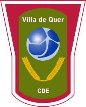 Escudo de C.D.E. VILLA DE QUER (CASTILLA LA MANCHA)