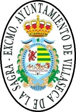 Escudo de C.D.E. VILLASECA DE LA SAGRA (CASTILLA LA MANCHA)