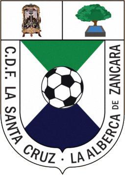 Escudo de C.D.F. LA SANTA CRUZ (CASTILLA LA MANCHA)