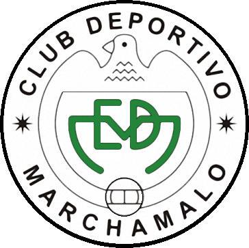 Escudo de C.D.MARCHAMALO (CASTILLA LA MANCHA)
