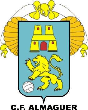 Escudo de C.F. ALMAGUER (CASTILLA LA MANCHA)