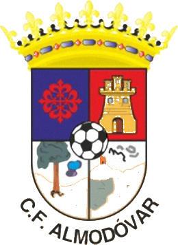 Escudo de C.F. ALMODÓVAR (CASTILLA-LA MANCHA)