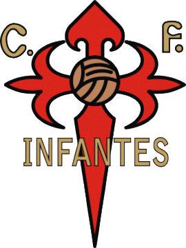 Escudo de C.F. INFANTES (CASTILLA LA MANCHA)