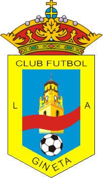 Escudo de C.F. LA GINETA (CASTILLA LA MANCHA)
