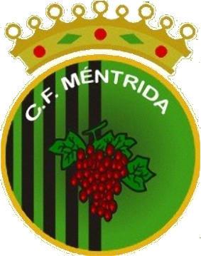 Escudo de C.F. MÉNTRIDA (CASTILLA LA MANCHA)