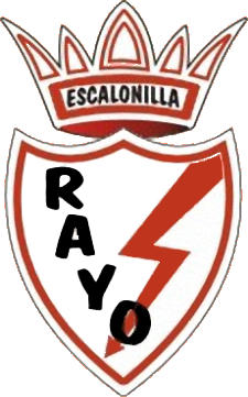 Escudo de C.F. RAYO (CASTILLA-LA MANCHA)
