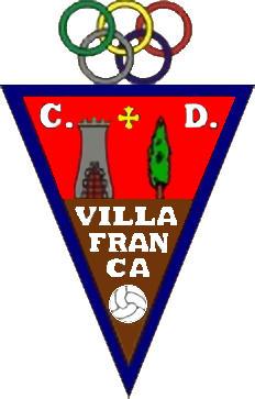 Escudo de C.F. VILLAFRANCA (CASTILLA LA MANCHA)