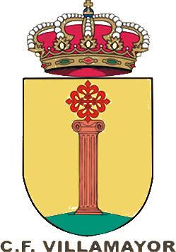 Escudo de C.F. VILLAMAYOR (CASTILLA-LA MANCHA)