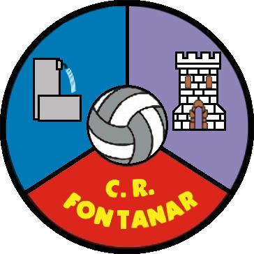 Escudo de C.R. FONTANAR (CASTILLA LA MANCHA)