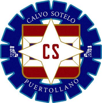 Escudo de CALVO SOTELO PUERTOLLANO (CASTILLA-LA MANCHA)
