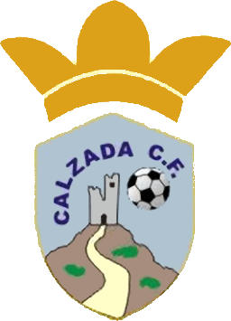 Escudo de CALZADA C.F. (CASTILLA LA MANCHA)