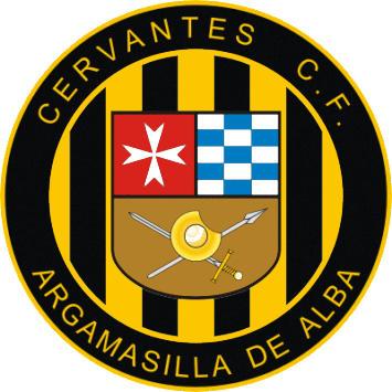 Escudo de CERVANTES C.F. (CASTILLA LA MANCHA)