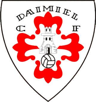 Escudo de DAIMIEL CF (CASTILLA LA MANCHA)