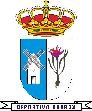 Escudo de DEPORTIVO BARRAX (CASTILLA LA MANCHA)