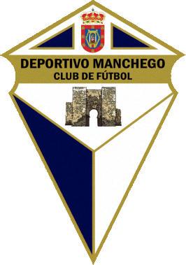 Escudo de DEPORTIVO MANCHEGO C.F. (CASTILLA LA MANCHA)