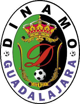 Escudo de DÍNAMO DE GUADALAJARA (CASTILLA-LA MANCHA)