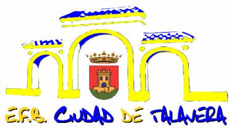 Escudo de E.F.B. CIUDAD DE TALAVERA (CASTILLA LA MANCHA)