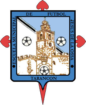 Escudo de E.F.B. JESÚS DE LA OSSA (CASTILLA LA MANCHA)