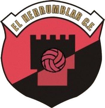 Escudo de EL HERRUMBLAR C.F. (CASTILLA LA MANCHA)