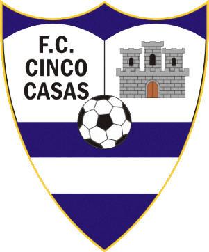 Escudo de F.C. CINCO CASAS (CASTILLA-LA MANCHA)