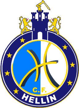 Escudo de HELLÍN C.F. (CASTILLA LA MANCHA)