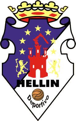 Escudo de HELLIN DEP. (CASTILLA LA MANCHA)