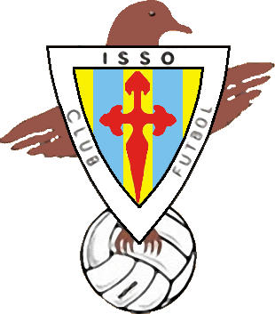 Escudo de ISSO C.F. (CASTILLA LA MANCHA)
