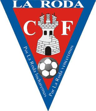 Escudo de LA RODA C.F. (CASTILLA LA MANCHA)