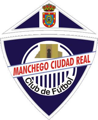 Escudo de MANCHEGO CIUDAD R. C.F. (CASTILLA-LA MANCHA)
