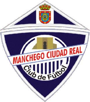 Escudo de MANCHEGO CIUDAD REAL C.F. (CASTILLA LA MANCHA)
