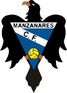 Escudo de MANZANARES C.F. (CASTILLA LA MANCHA)
