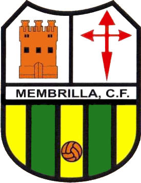 Escudo de MEMBRILLA C.F. (CASTILLA-LA MANCHA)
