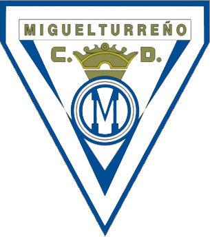 Escudo de MIGUEL TURREÑO C.D. (CASTILLA LA MANCHA)