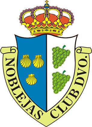 Escudo de NOBLEJAS C.D. (CASTILLA LA MANCHA)