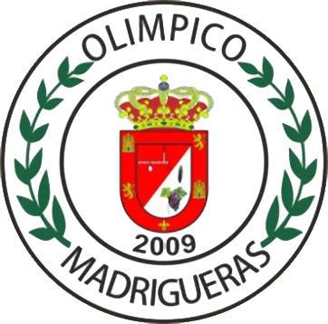 Escudo de OLÍMPICO MADRIGUERAS (CASTILLA LA MANCHA)