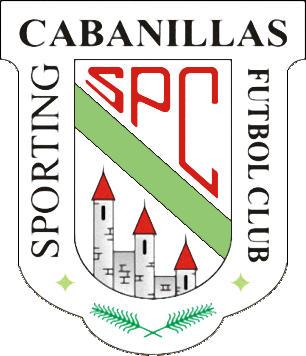 Escudo de SPORTING CABANILLAS F.C. (CASTILLA LA MANCHA)