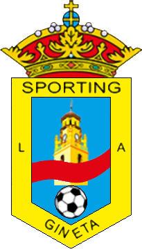Escudo de SPORTING LA GINETA (CASTILLA LA MANCHA)