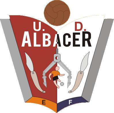 Escudo de U.D. ALBACER E.F. (CASTILLA LA MANCHA)