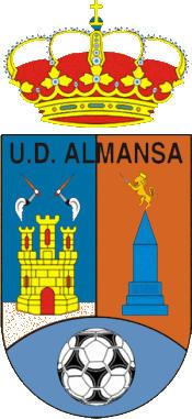 Escudo de U.D. ALMANSA  (CASTILLA LA MANCHA)