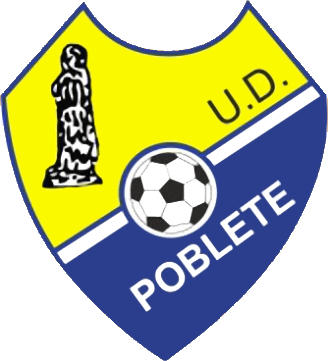 Escudo de U.D. POBLETE (CASTILLA LA MANCHA)