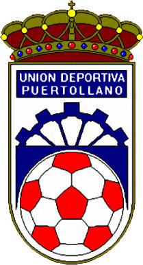 Escudo de U.D. PUERTOLLANO. (CASTILLA LA MANCHA)