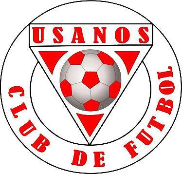 Escudo de USANOS C.F. (CASTILLA LA MANCHA)