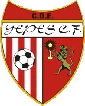 Escudo de YEPES C.F. (CASTILLA LA MANCHA)