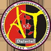 Escudo de A.S.D. ATL. CIUDAD REAL C.F.